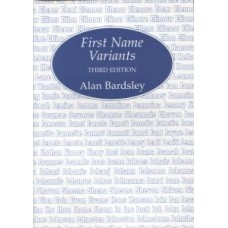 First Name Variants - 3rd edition