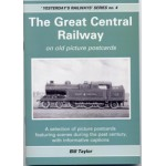 Great Central Railway on old picture postcards