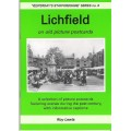 Lichfield on old picture postcards