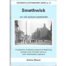 Smethwick on old picture postcards