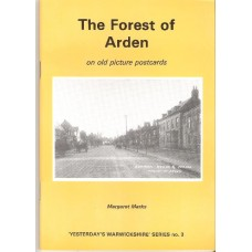 The Forest of Arden on old picture postcards