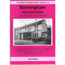 Birmingham Inns and Pubs on old picture postcards