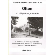 Olton on old picture postcards