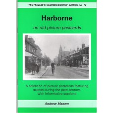 Harborne on old picture postcards
