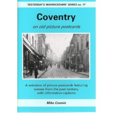 Coventry on old picture postcards