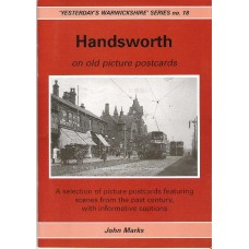 Handsworth on old picture postcards