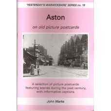 Aston on old picture postcards