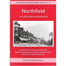 Northfield on old picture postcards