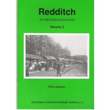 Redditch on old picture postcards