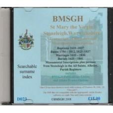 Stoneleigh Parish Registers
