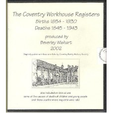 Coventry - The Workhouse Registers