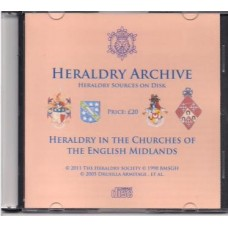 Heraldry in the Churches of the English Midlands