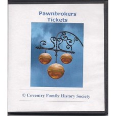 Coventry Pawnbrokers Tickets
