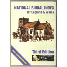 National Burial Index for England and Wales - 3rd Edition