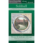 Solihull - Cassini Past and Present Map - 4 maps from 4 periods