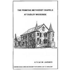 Dudley Woodside Primitive Methodist Chapel Parish register transcripts Baptisms 1843-1890 (downloadable file)