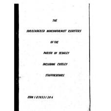 Sedgley and Coseley Non Conformist Parish register transcripts (download)