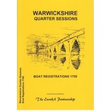 Warwickshire Quarter Sessions-Boat Registrations 1795