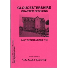 Gloucestershire Boat Registrations 1795