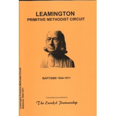 Leamington Primitive Methodist Circuit - Baptisms 1844-1911