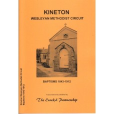 Kineton Wesleyan Methodist Circuit - Baptisms 1843-1912