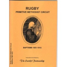 Rugby Primitive Methodist Circuit - Baptisms 1851-1915