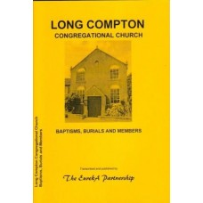 Long Compton Congregational Church - Baptisms, Burials and Members 1820-1903