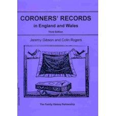 Coroners' Records in England and Wales