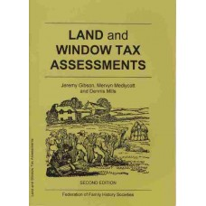 Land and Window Tax Assessments