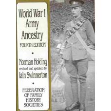 World War I Army Ancestry