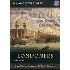 My Ancestors were Londoners