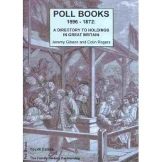 Poll Books 1696-1872 - A Directory to Holdings in Great Britain