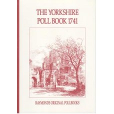 The Yorkshire Poll Book 1741