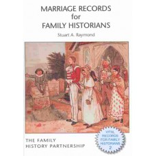 Marriage Records for Family Historians