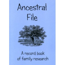 Ancestral File A record book of family research