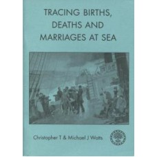 Tracing Births, Deaths and Marriages at Sea