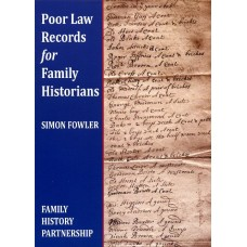 Poor Law Records for Family Historians