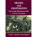 Trades and Professions - The Family Historians Guide