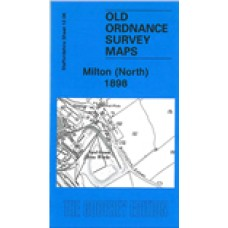 Milton (North) 1898 - Old Ordnance Survey Maps - The Godfrey Edition