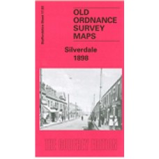 Silverdale 1898 - Old Ordnance Survey Maps - The Godfrey Edition