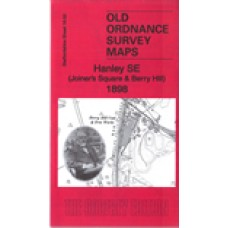 Hanley SE (Joiner's Square & Berry Hill) 1898 - Old Ordnance Survey Maps - The Godfrey Edition