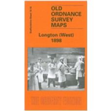 Longton (West) 1898 - Old Ordnance Survey Maps - The Godfrey Edition