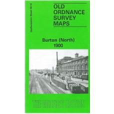 Burton (North) 1900 - Old Ordnance Survey Maps - The Godfrey Edition