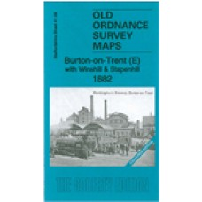 Burton (East) 1882 - Coloured - Old Ordnance Survey Maps - The Godfrey Edition