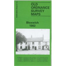 Bloxwich 1902 - Old Ordnance Survey Maps - The Godfrey Edition
