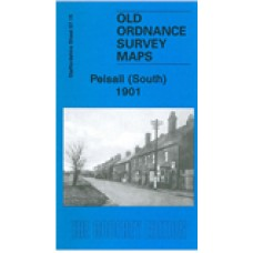 Pelsall (South) 1901 - Old Ordnance Survey Maps - The Godfrey Edition