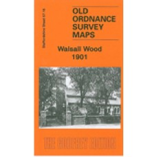 Walsall Wood 1901 - Old Ordnance Survey Maps - The Godfrey Edition