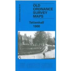 Tettenhall 1900 - Old Ordnance Survey Maps - The Godfrey Edition