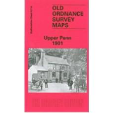 Upper Penn 1901 - Old Ordnance Survey Maps - The Godfrey Edition