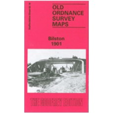 Bilston 1901 - Old Ordnance Survey Maps - The Godfrey Edition